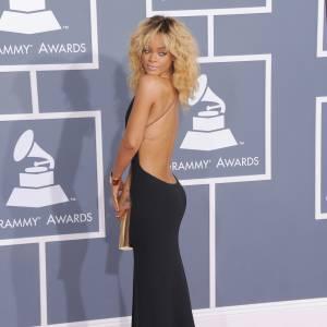 Rihanna, la sensualité à l'état pur.