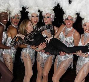 Kylie Minogue enflamme Broadway