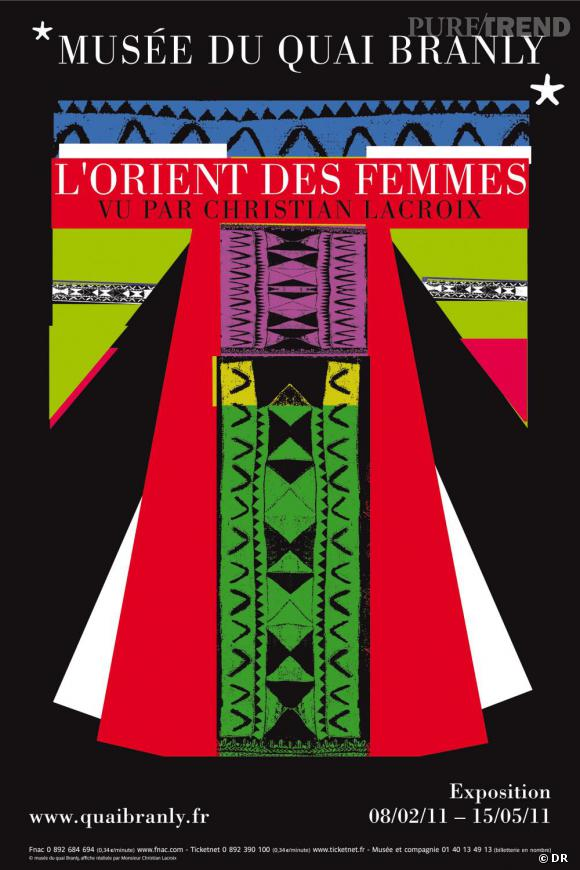L'Orient des femmes vu par Christian Lacroix.