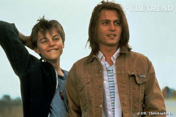 Jouant les jeunes premiers, Johnny Depp nous fait craquer dès ses débuts dans 21 Jump Street.
