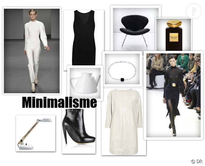 tendance minimaliste