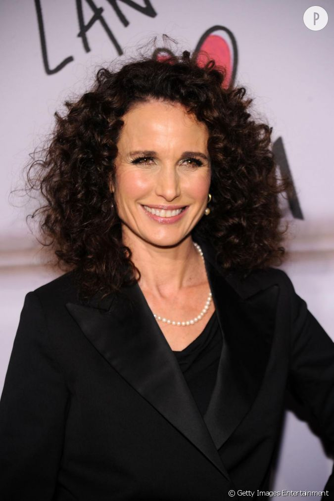 les secrets de beaut des stars nom andie macdowell profession com dienne son secret. Black Bedroom Furniture Sets. Home Design Ideas