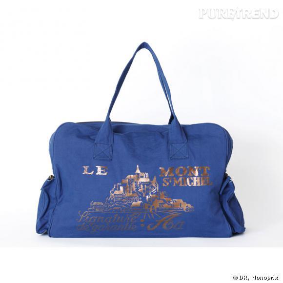 Collection Le Mont Saint-Michel pour Monoprix. 45€