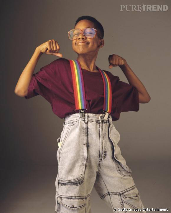 Steve Urkel et ses bretelles auront marqué les 90's et démocratisé l'image du geek.