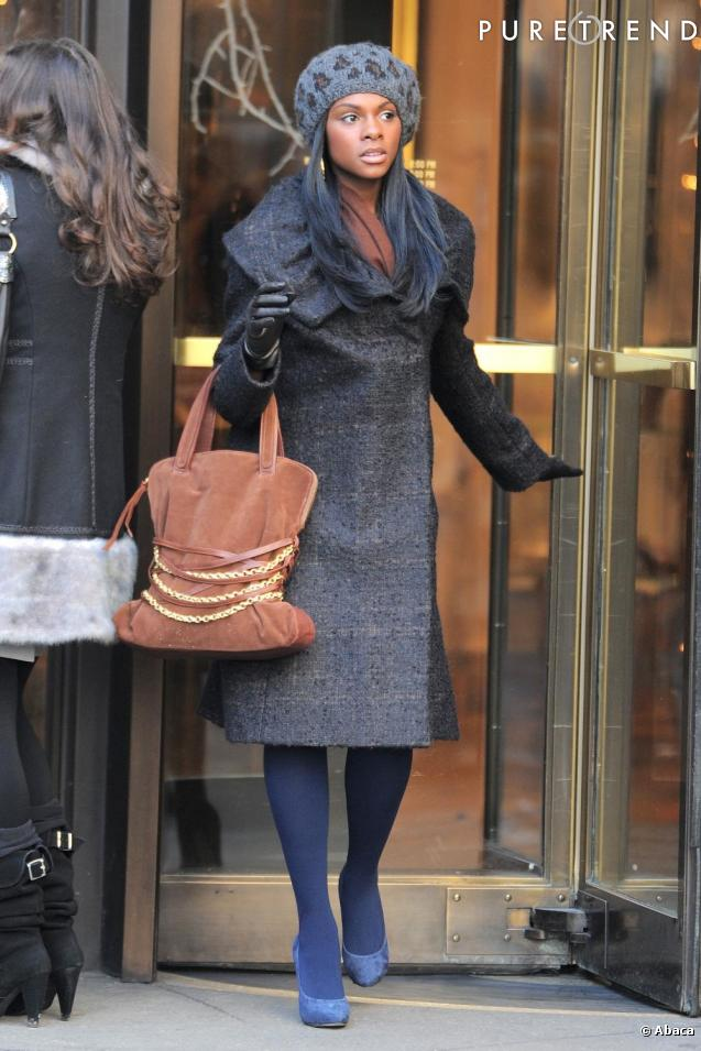 Tika Sumpter, la nouvelle Gossip Girl. - Photos