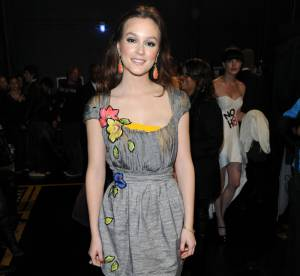 Leighton Meester, impertinence sur tapis rouge