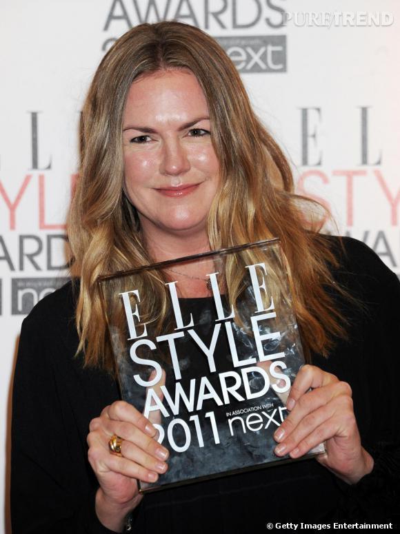 """Best Accessory Designer"", Emma Hill des sacs Mulberry."