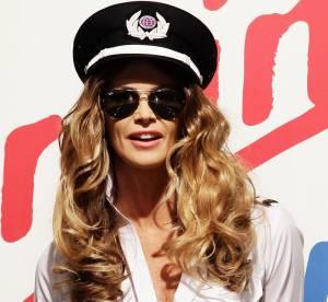Elle Macpherson, pilote de l'air