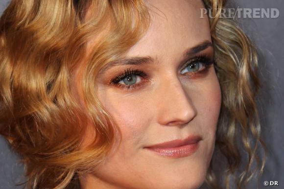 Les beauty looks des César Diane Kruger.