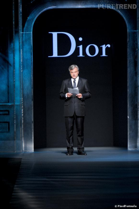 Défilé Christian DiorParis Automne-Hiver 2011