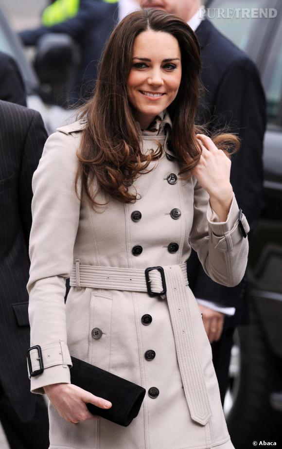 Kate Middleton en visite officielle à Belfast, Irlande.