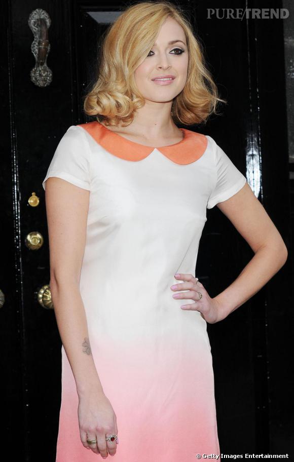 Fearne Cotton au lancement de sa collection pour le site Very.co.uk à Londres.
