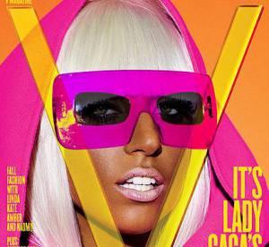 """Lady Gaga, pigiste pour """"V Magazine"""""""