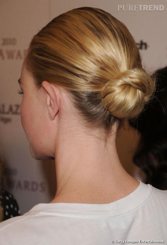 Chignon bas ou chignon banane  comment Kate Middleton sera coiffée ?  Chignon de danseuse sage.