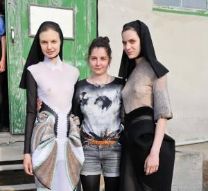 Léa Preckre, Céline Méteil et Émilie Meldem, lauréates du Festival d'Hyères