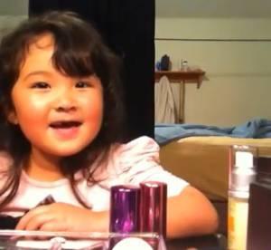 Madison, la blogueuse beauté de 5 ans