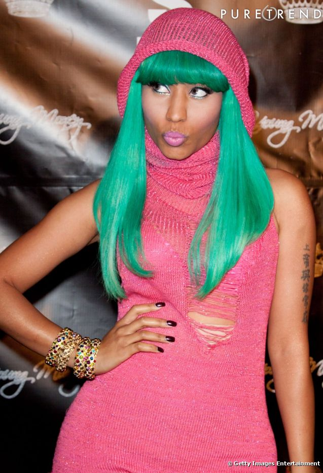 Famous Chibi Nicki Minaj