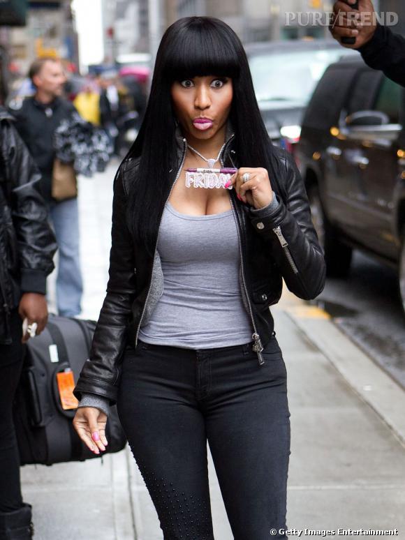 L\u0027évolution coiffure de Nicki Minaj Un retour au naturel ???