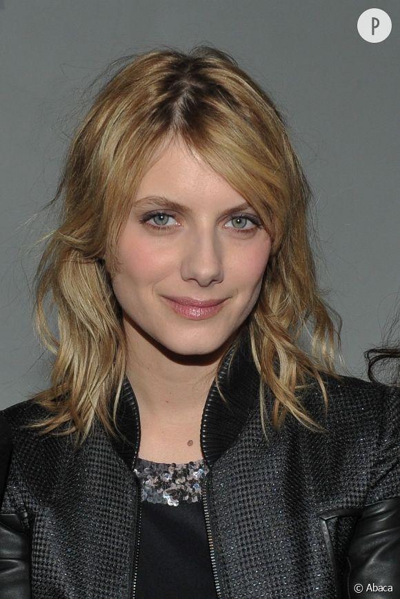 Mélanie Laurent, nouvelle égérie Dior.