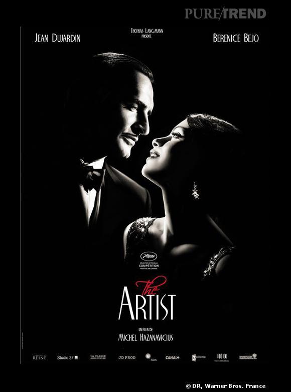 """Cannes 2011 sélection officielle : le style de """"The Artist""""."""