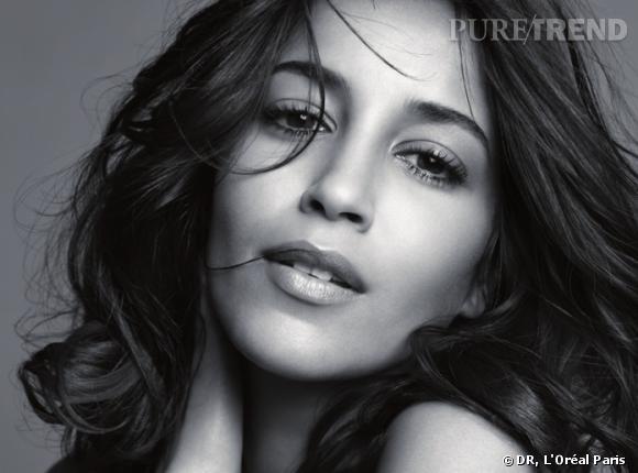 Leïla Bekhti rejoint la team des égéries L'Oréal.