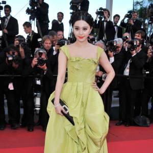 Fan Bin Bing préfère, quant à elle, la couleur et les robes d'Oscar de la Renta.