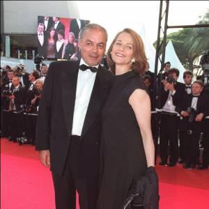 Autre british à s'être offert le festival de Cannes, l'actrice Charlotte Rampling en 2001.