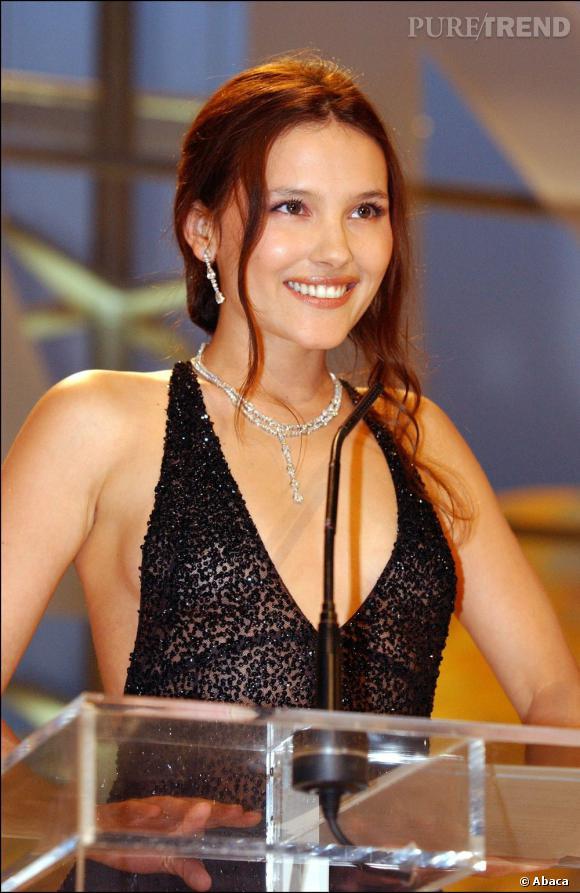 Virginie Ledoyen marque les esprits par son audace et sa séduction en 2006.