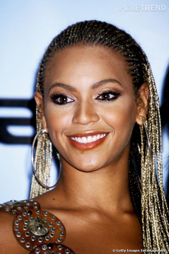 Beyonce avec des tresses - Image de tresse ...
