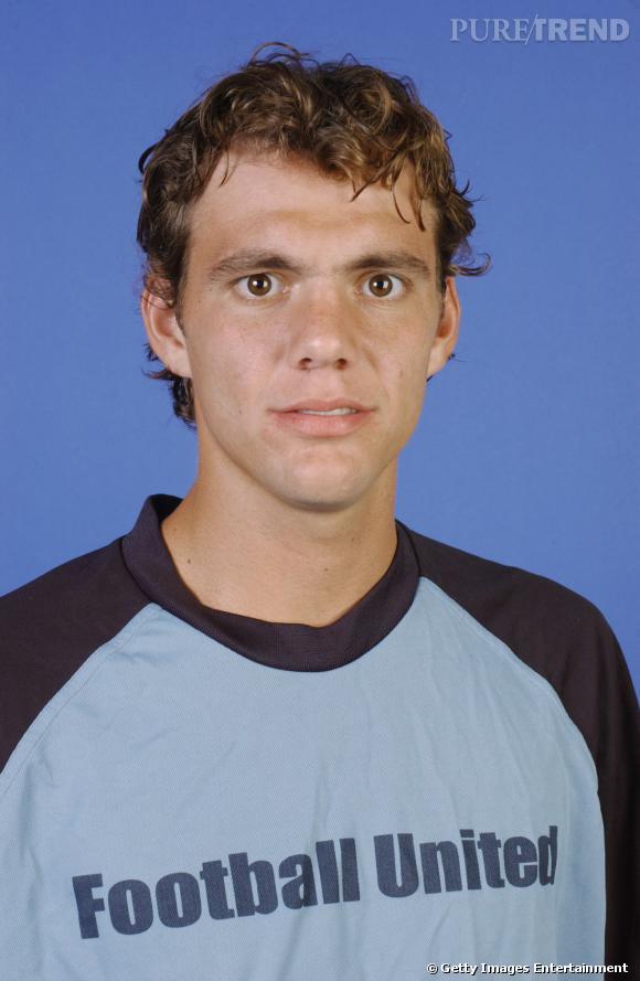 Paul-Henri Mathieu fait ses débuts dans le circuit mondial en 2002 et côté sens de la pose, il a encore des progrès à faire.