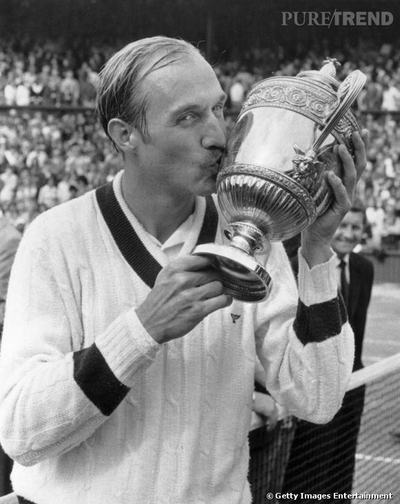 Avant d'être une paire de tennis, Stan Smith s'était lui, un fringant jeune homme bcbg numéro 1 mondial de 1971 à 1973.