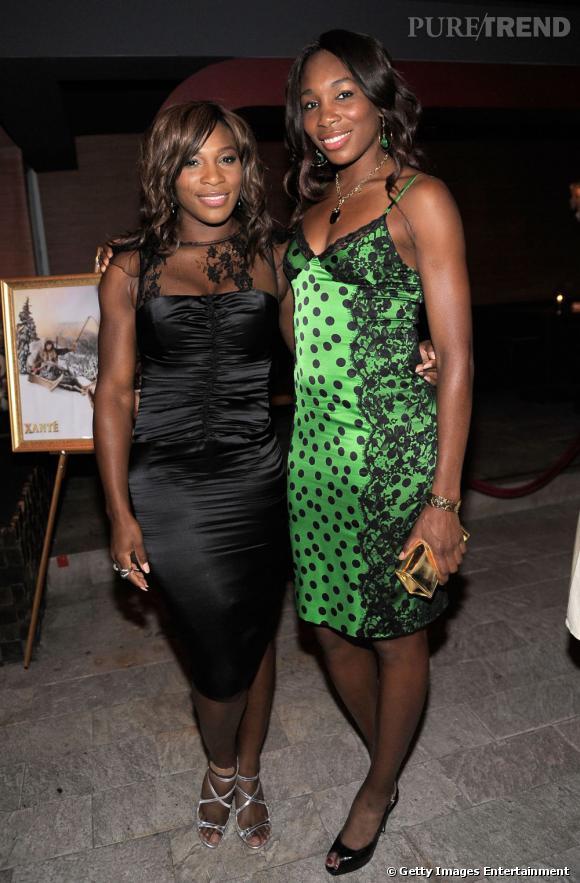 Aujourd'hui, Serena et Venus sont des mythes du tennis et se permettent même de se la jouer modeuses lors des soirées mondaines.