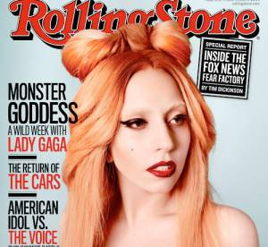 Lady Gaga, encore (presque) nue