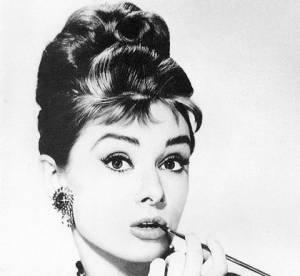 Le chignon d'Audrey Hepburn, une coiffure devenue iconique...