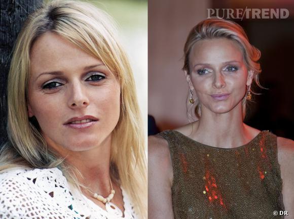 L'évolution beauté de Charlene Wittstock