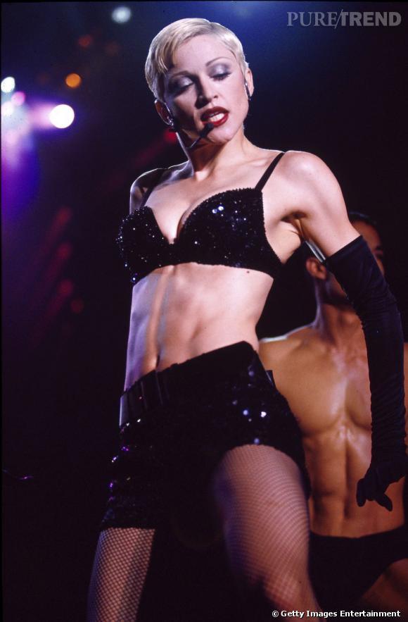 """Madonna.   L'histoire :   en 1995, alors qu'un journaliste demande à la Ciconne ce qu'elle pense de Mariah Carey, la chanteuse répond : """" Mariah n'est  pas particulièrement intelligente, je préfèrerais me suicider plutôt que d'être Mariah Carey """". Une phrase choc qui ne laissera pas la chanteuse de marbre. Mariah répond immédiatement après, lors d'une conférence de presse : """" Je ne fais plus vraiment attention à Madonna depuis la 5e ou 4e... Quand elle était encore populaire ..."""". Ça fait mal."""