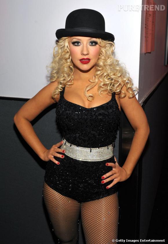 Christina Aguilera vs...