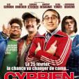 L'acteur :   Elie Semoun     Le film :   Cyprien     Le rôle :   Cyprien est un pauvre type de 35 ans toujours puceau et clairement  laid. Puis, un jour, en essayant un déodorant, sa vie va changer et le  transformer en beau gosse. Si c'était si facile...
