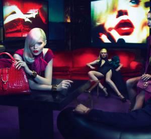 Dans le salon de Gucci