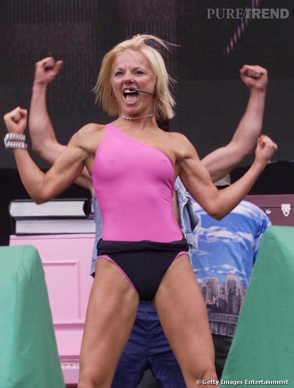 Les musclors womenNom : Geri Halliwell