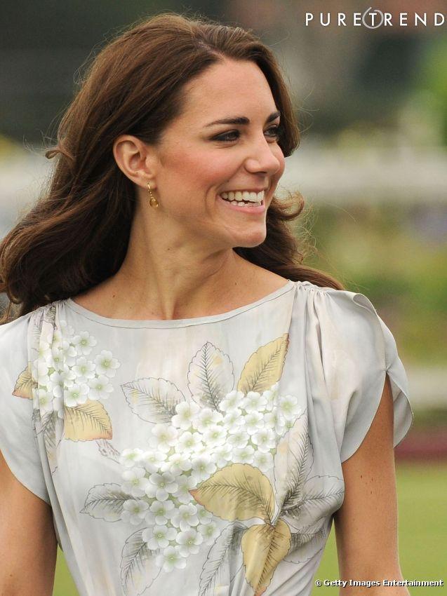 Après le Canada, Kate Middleton séduit lAmérique - Puretrend