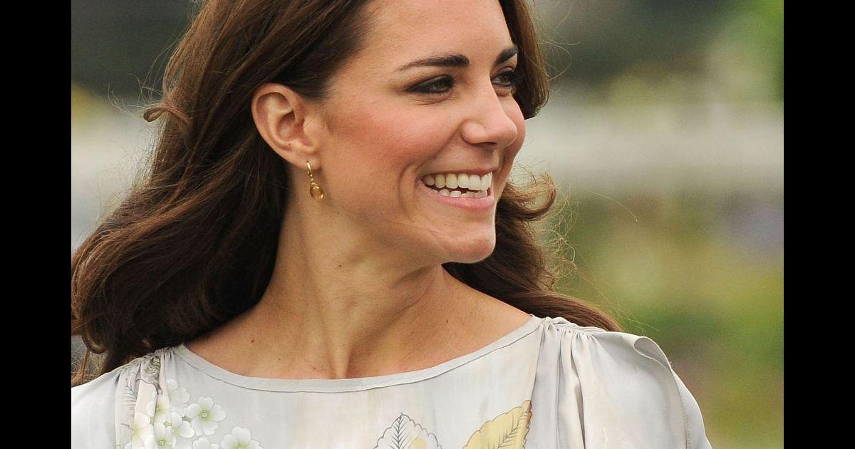 Direction le Canada : pour le voyage, Kate Middleton mise