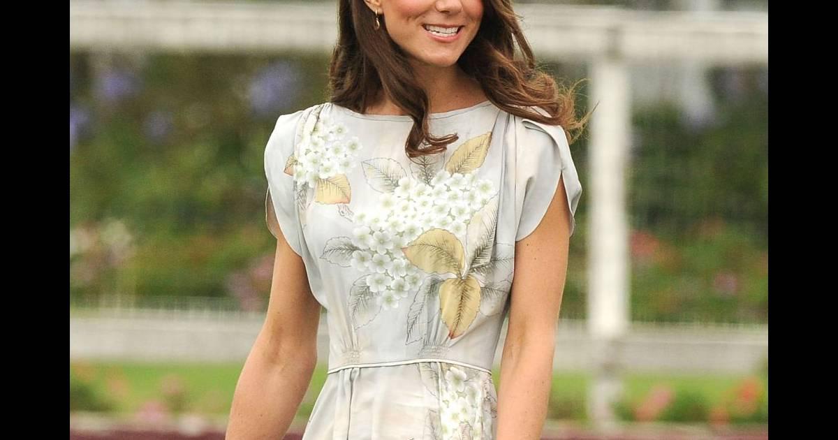 Kate Middleton au Foundation Polo Challenge, à Santa