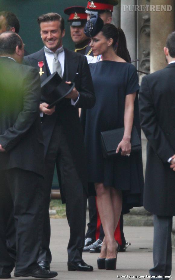 1 - Harper Seven : future amie des familles royales ? Tout comme ses  parents, conviés aux événements princiers les plus importants (il suffit  de se souvenir du mariage de Kate et William), la petite Harper pourrait bien, elle aussi, être une invitée de marque à Buckingam Palace.