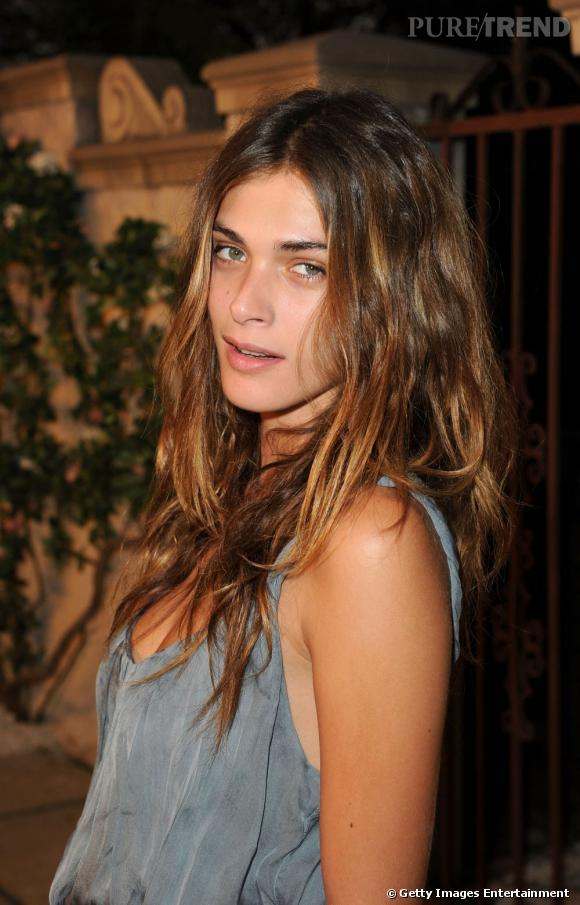 Elisa Sednaoui, invitée de choix à la soirée Miu Miu de Beverly Hills.