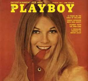Les couv' sexy du week-end : Vintage Playboy