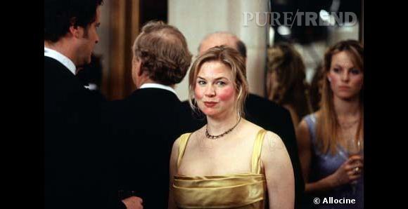 """Dans """"Le journal de Bridget Jones"""", Renee Zellweger tient le rôle d'une jeune femme un peu dodue et surtout très drôle."""