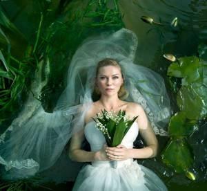 Melancholia : Kirsten Dunst, une blonde déroutante