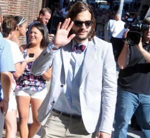 Ashton Kutcher, dandy cool