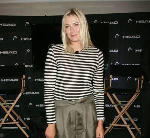 Maria Sharapova, simplicite payante